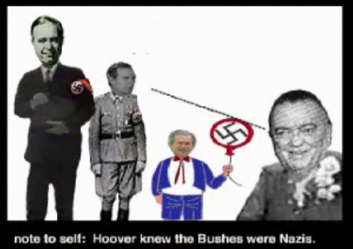 Bush_Talks_Nazi_Sympathizers_While_USA_Burns