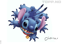 Scampering Stitch at StarrTrek
